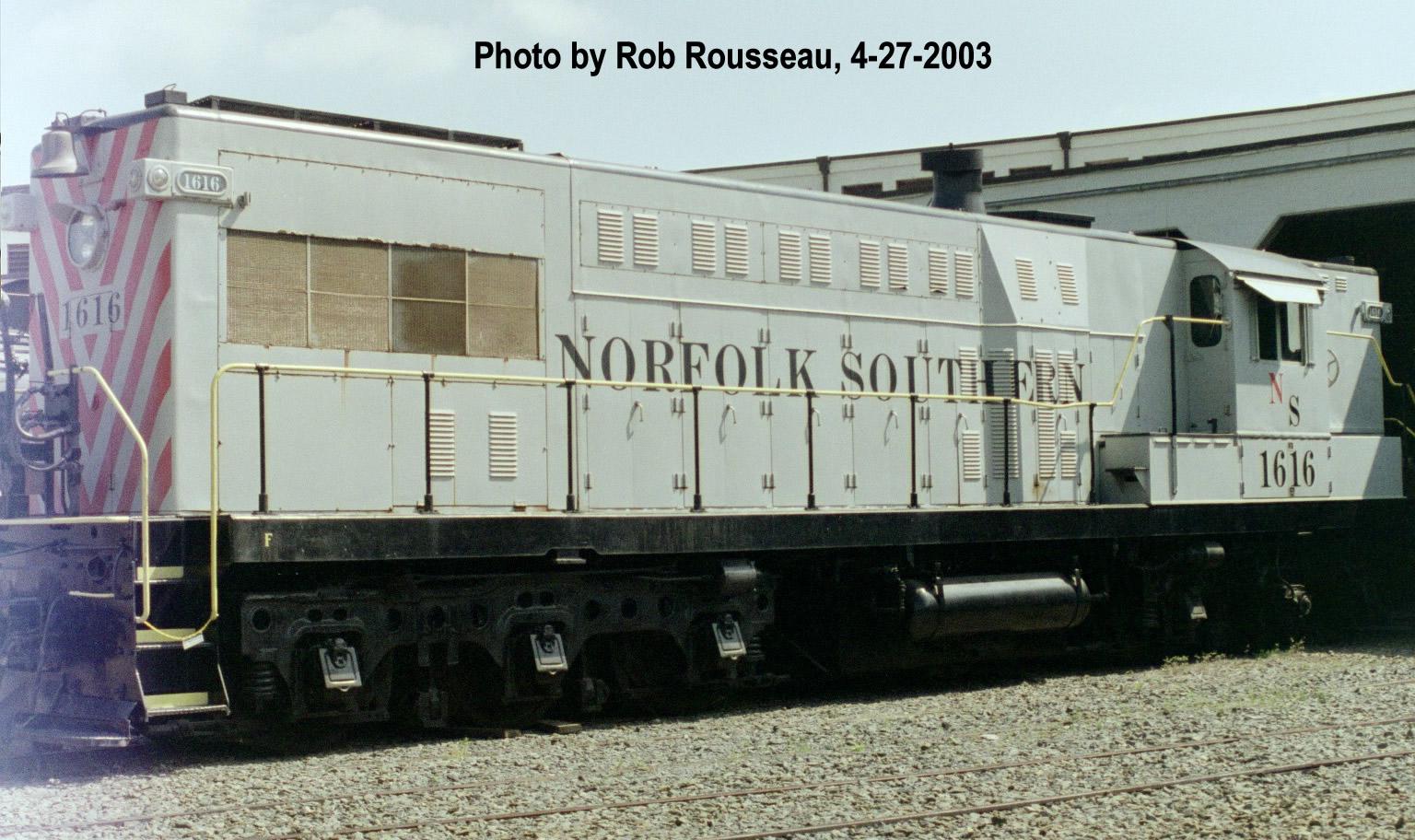 Norfolk Amp Southern Railway Historical Society
