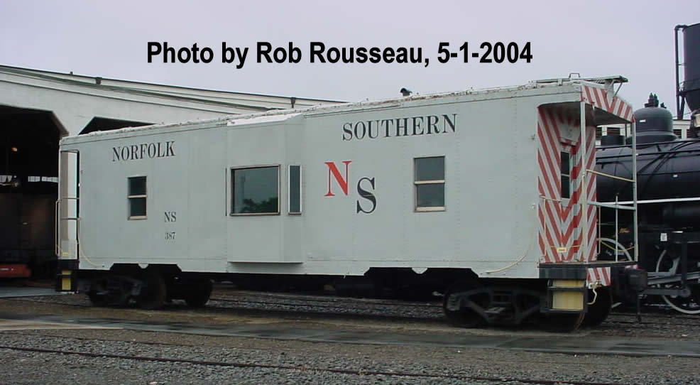 Norfolk & Southern Railway Historical Society